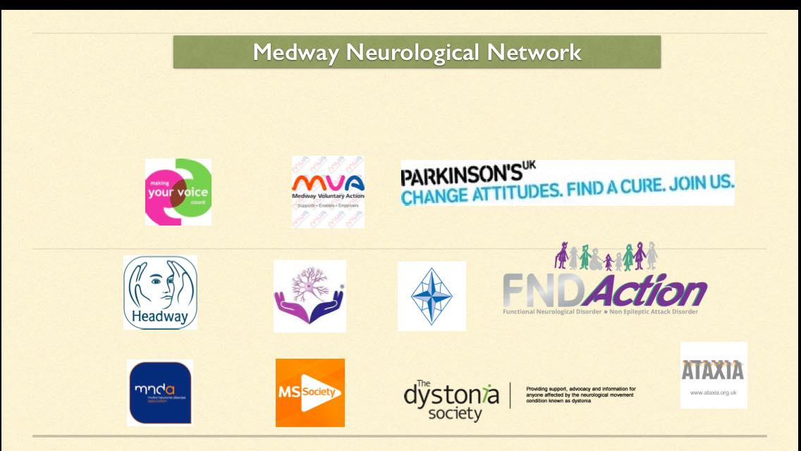 FND Action join in the launch of Medway Neurological Network's first Neurological Cafe – Saturday 20th May 2017