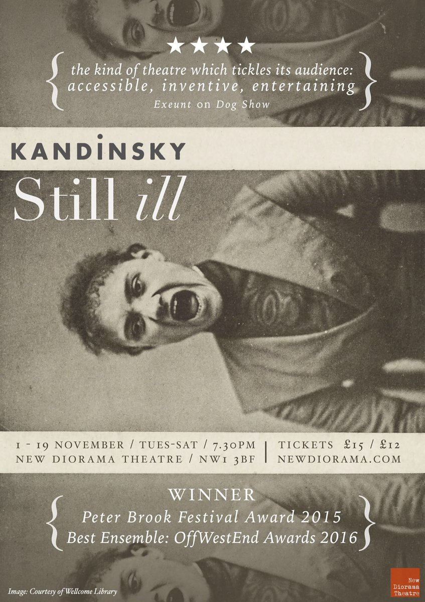 Review of 'Still Ill' by Kandinsky