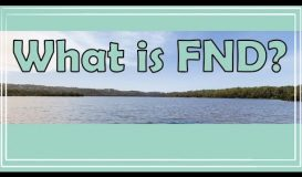 What is Functional Neurological Disorder? FND explained